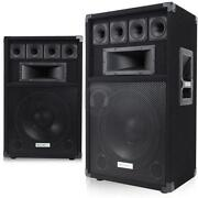 DJ Bass Speakers