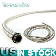 Steel Braided Oil Line