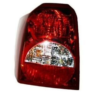 2007 Dodge Caliber Tail Light Driver Side High Quality