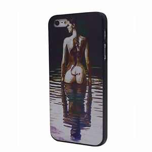 Adjusted Hard shell phone case for iPhone 5 / 5s