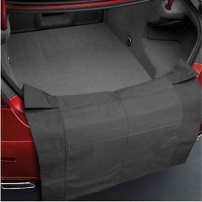 Autoteppich Kofferraummatte BMW Mini F55 ab 10.14 mit Ablagefach Velours Premium
