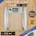 Weight Management Scales with Features Body Fat Measure