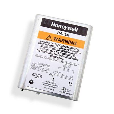 Honeywell Furnace Relay Ra89c1007 Replacement 24 Volt Control Line Switching