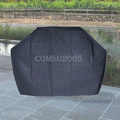 Waterproof BBQ Cover Universal Gas Electric Barbeque Grill Protector CQ5AB