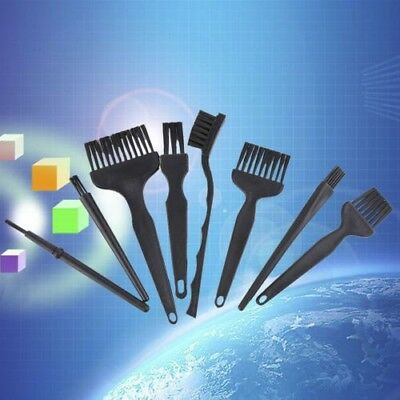 8 in 1 Plastic Handle Nylon Anti Static Brushes Cleaning Keyboard Logic Phone