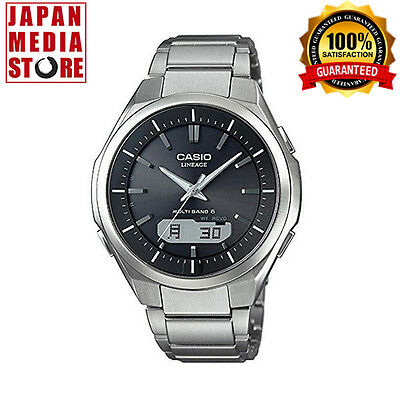 CASIO LINEAGE LCW-M500TD-1AJF  Tough Solar Atomic Radio Watch LCW-M500TD-1A for sale  Shipping to Canada