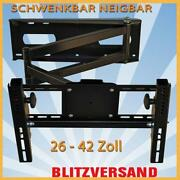 wandhalterung 50 zoll ebay. Black Bedroom Furniture Sets. Home Design Ideas