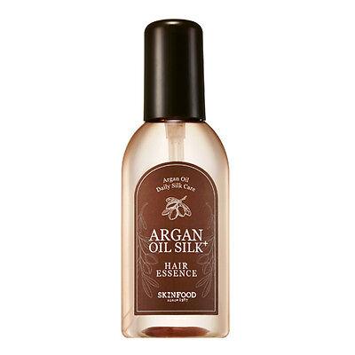 [SkinFood] Argan Oil Silk Plus Hair Essence 100ml