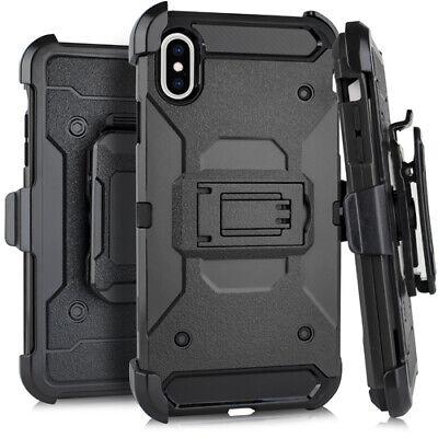Apple iPhone XR - Tactical Case Heavy Duty Combo Black segunda mano  Embacar hacia Argentina