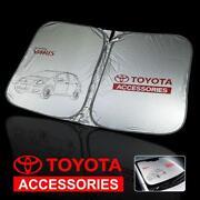 Toyota Yaris Visor