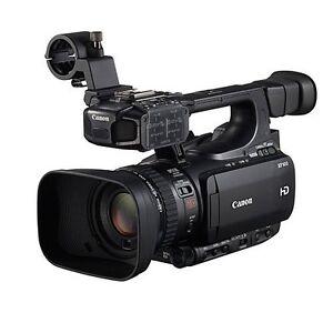 Canon XF 100 HD Camcorder - Video Camera - USED Oatley Hurstville Area Preview
