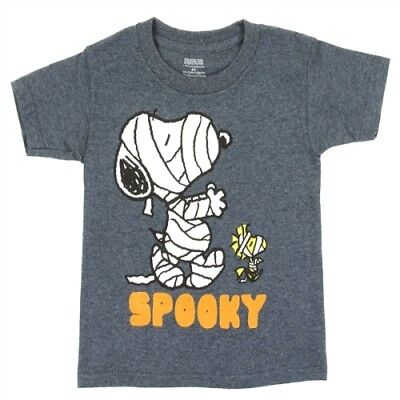 NWT Toddler Boy Classic Snoopy Halloween Spooky T-shirts - Size  2T, 3T, 4T](Toddler Boy Halloween T Shirts)