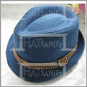Girls Trilby Hat