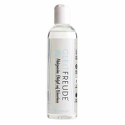 Deluxe Lumunu Aqua Gleitgel Gleitfreude, Langzeitwirkung auf Wasserbasis (250ml)