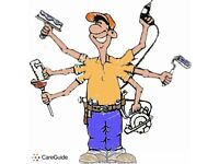 Handyman painter available in NW London