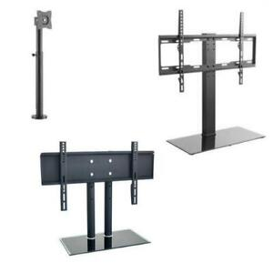 Promo! TV Stand for Desk, Super Tabletop TV Stand, Starting from $49.99