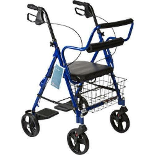 Rollator Transport Chair: Mobility Equipment