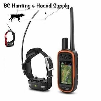 GARMIN ALPHA 100 AND ASTRO 320 /& 430 PARACORD COON HUNTING NECK LANYARD 1 SNAP