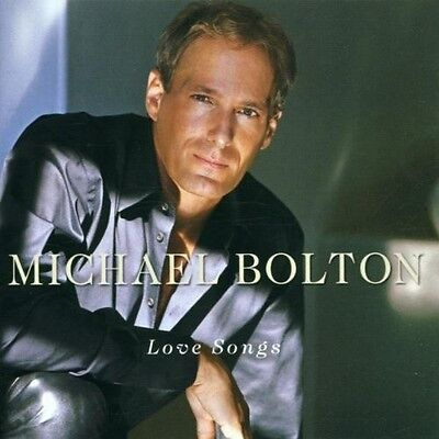 Michael Bolton   Love Songs  New Cd  Holland   Import