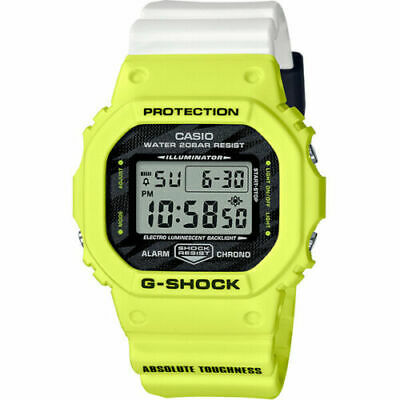 CASIO G-SHOCK DW5600TGA-9D Lightning Yellow Series Japan Domestic New