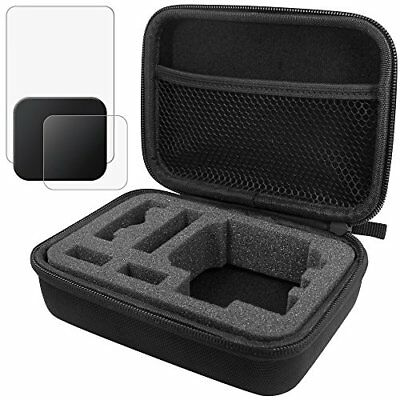 Protective Case for GoPro Hero 5 6 with Lens & Screen Protectors and Lens Cap...