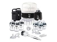 New Tommee Tippee Closer to Nature Essentials Kit (Black)