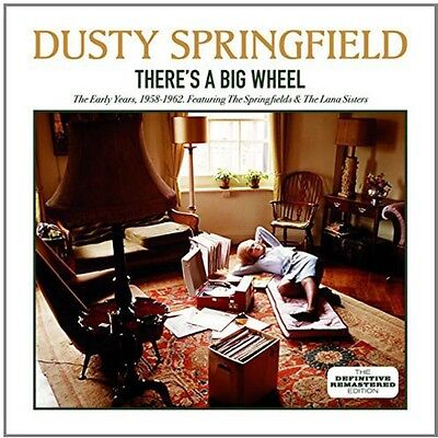 Dusty Springfield   Theres A Big Wheel  New Cd  Spain   Import
