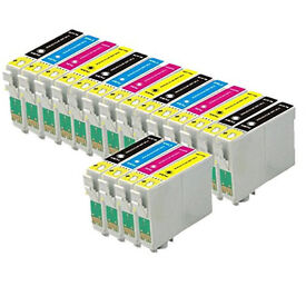 4 Compatible Ink Cartridges for Epson Printer