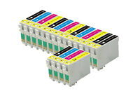 20 Compatible Ink Cartridges for Epson Printer