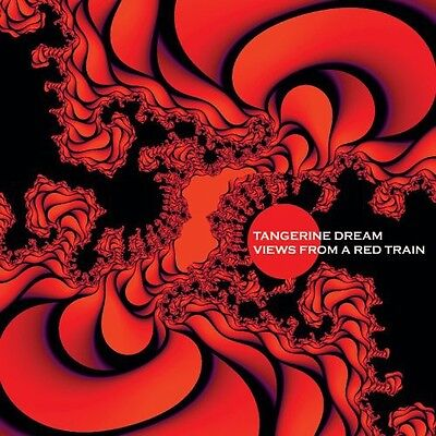 Views From A Red Train - Tangerine Dream (CD Used Very