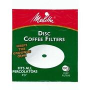 Disc Coffee Filters