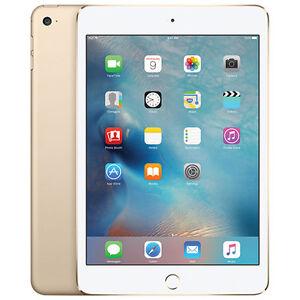 Apple iPad Mini 4 Retina A8 128 GB Wi-Fi BLANC / OR MK9Q2CL/A