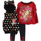 Toddler Fleece Vest