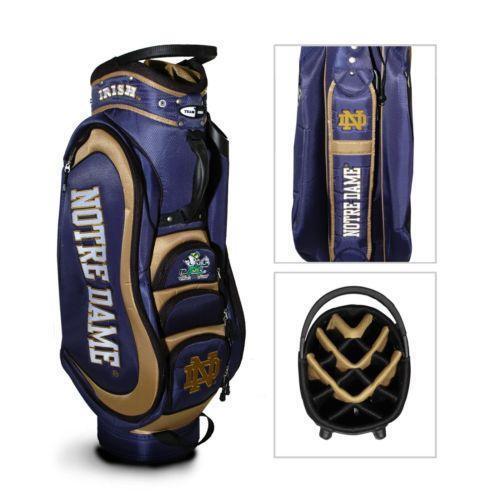Notre Dame Golf Bag Ebay