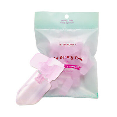 [ETUDE HOUSE] My Beauty Tool Nail Dry Covers - 1pack (10pcs) / Free Gift