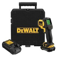 DEWALT DCT414S1 12-Volt Max Infrared Thermometer Kit NEUF