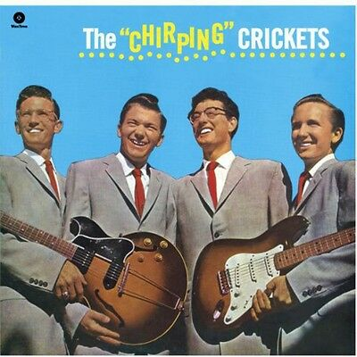 Buddy Holly   Crickets  Buddy Holly   Chirping Crickets  New Vinyl  Bonus Track