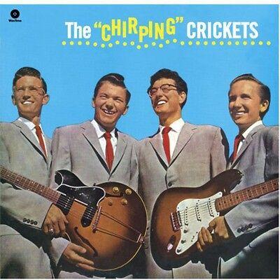 Buddy Holly   Crickets  Buddy Holly   Chirping Crickets  New Vinyl  Bonus Track
