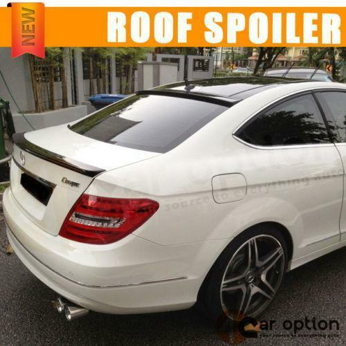 mercedes benz c class spoiler ebay. Black Bedroom Furniture Sets. Home Design Ideas