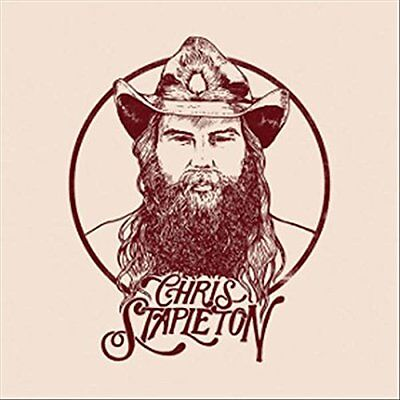 CHRIS STAPLETON CD - FROM A ROOM: VOLUME 1 (2017) - NEW UNOPENED - COUNTRY