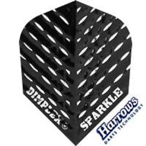 BLACK-HARROWS-DIMPLEX-SPARKLE-EMBOSSED-STANDARD-SHAPE-FLIGHTS