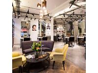 Bookings co-ordinator for top hair salon in central London