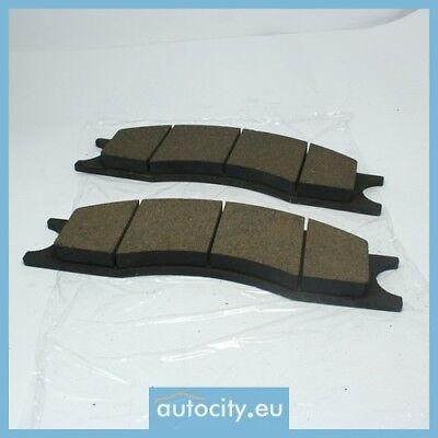 2 X Frentex 0357 Brake Pad/Garniture de frein/Remblok/Bremsbelag