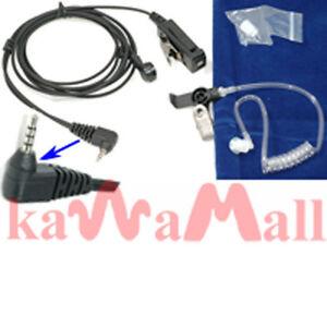 Coil-Tube-Ear-mic-for-Vertex-Yaesu-VX-210-180-Radio-V2