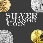Silver Change Coin
