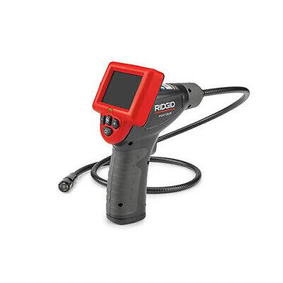 Ridgid Micro Ca-25 Digital Inspection Camera Snake Explorer Case 40043