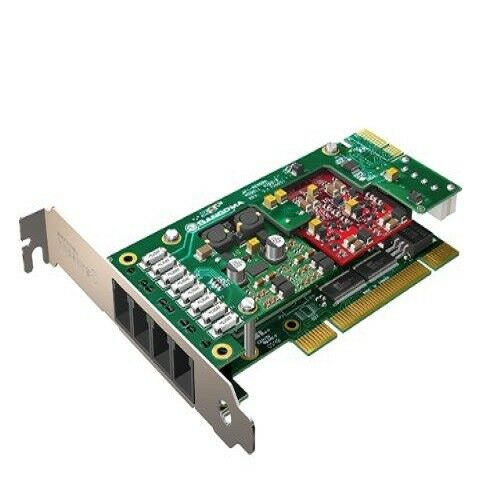 Sangoma A20102 2 FXS 4 FXO analog card - PCI