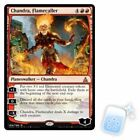 Planeswalker Chandra Flamecaller Individual Magic: The Gathering Cards
