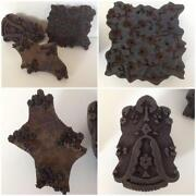 Antique Printing Block