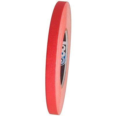 Pro Gaff Fluorescent Orange Gaffers Spike Tape 12 Inch X 45 Yds